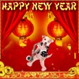 Chinese Year Of The Dog Wishes!
