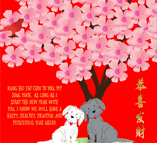 Chinese New Year With You.