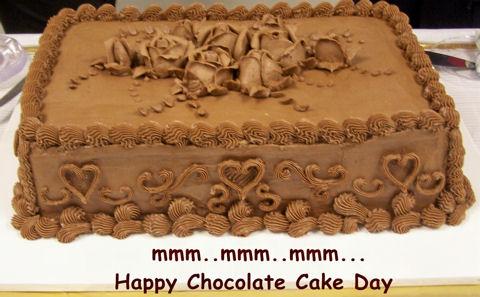 Mmm Mmm Mmm Cake.