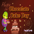 Happy Chocolate Cake Day...