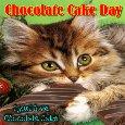 I Love Chocolate Cake!