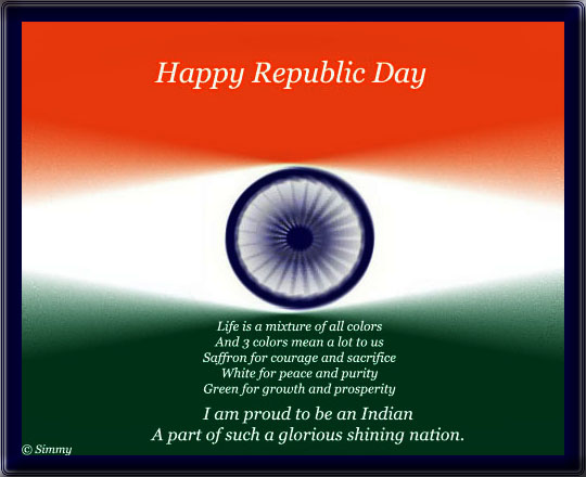 Wishes For Republic Day.