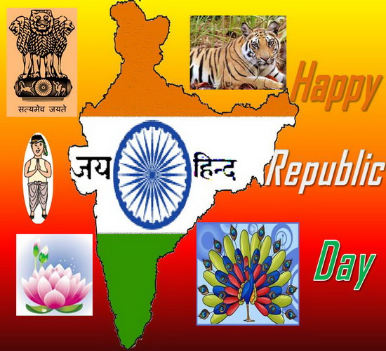 Indian Republic Day.