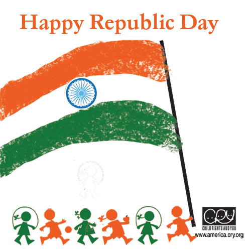 Celebrating India's Republic Day!