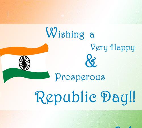 Republic Day Wish... Free Republic Day (India) eCards ...