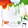Wishing You A Happy Republic Day!