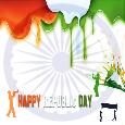 Wishing You A Happy Republic Day!