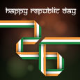 Home : Events : Republic Day (India) 2018 [Jan 26] - Patriotic Greeting On Republic Day.