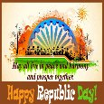Home : Events : Republic Day (India) 2020 [Jan 26] - Peace On Republic Day...