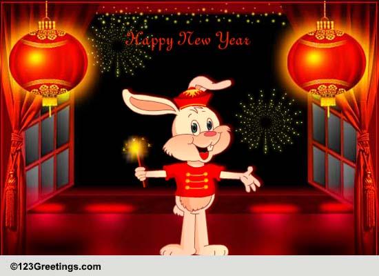 Korean New Year Fun & Frolic! Free Korean New Year eCards ...