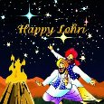 Wishing You A Sparkling Lohri.