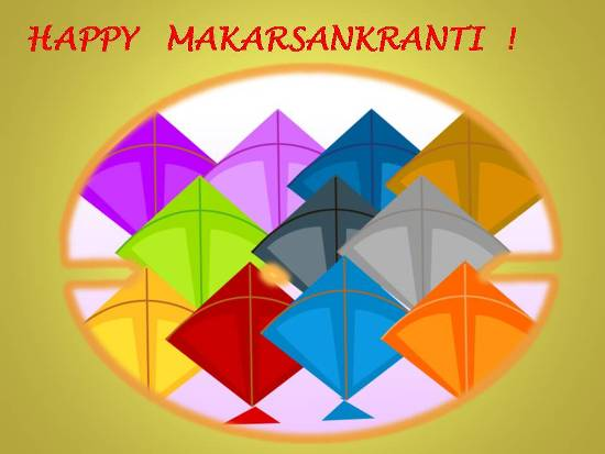 Greetings On Makar Sankranti.