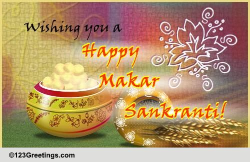 Wishes for a happy makar sankranti free makar sankranti ecards wishes for a happy makar sankranti free makar sankranti ecards 123 greetings m4hsunfo