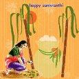 Makar Sankranthi.