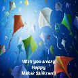 Greetings Of Makar Sankranti For All!