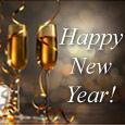 Sparkling New Year Wishes...