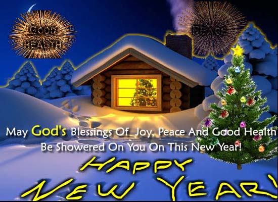 Send New Year Wishes!
