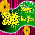 Happy New Year 2013 Card For Friends.