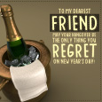 New Year's Regret...