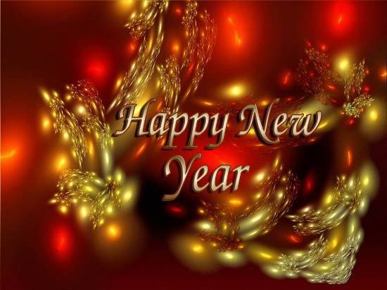 Wish Happy New Year To Your Dear Ones.