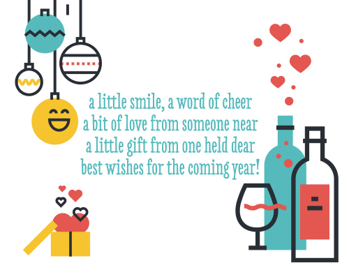 A Little Bit Of Everything. Free Happy New Year eCards, Greeting ...