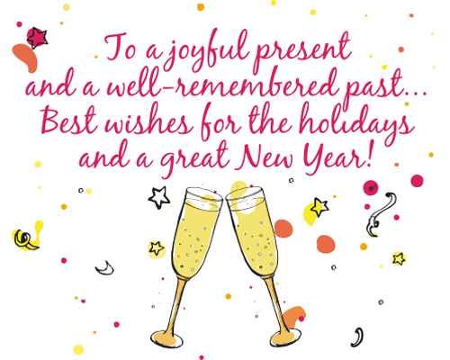 New Year Cheers Free Happy New Year eCards, Greeting Cards | 123 ...