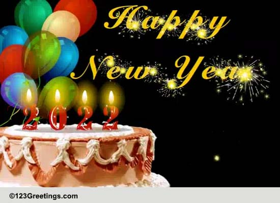 World S Another Birthday New Year Free Happy New Year Ecards
