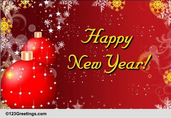welcome the new year free happy new year ecards greeting cards 123 greetings