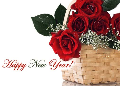 gift of roses free happy new year ecards greeting cards 123 greetings