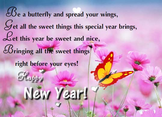 Special Sweet New Year! Free Happy New Year eCards ...