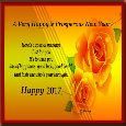 Happy New Year To All.