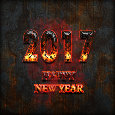 Happy New Year Wish.