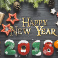 Happy And Sweet Year.