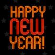 New Year's Calendar Countdown.