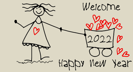 Welcome 2018. Free Happy New Year Images eCards, Greeting Cards ...