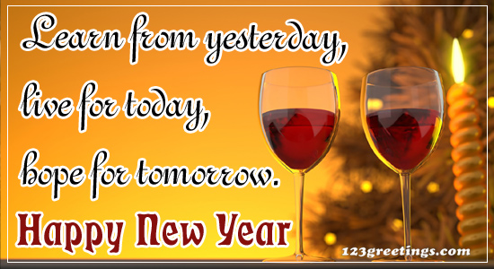 New Year Inspirational Message!