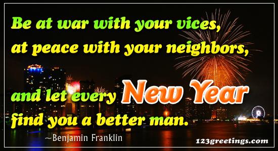 New Year Spirit!