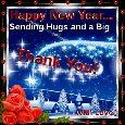 Thanks With Hugs And Love...
