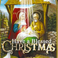 Have A Blessed Christmas!
