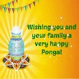 Warm Greetings Of Pongal For All.