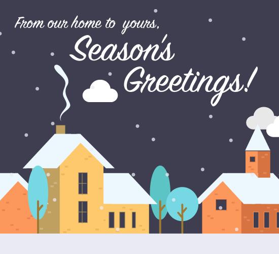 Holiday Season In The Neighborhood.