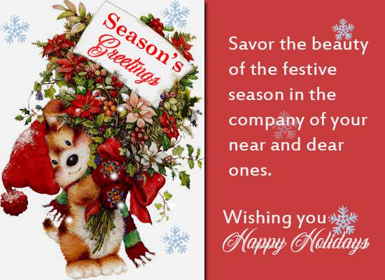 Savor The Beauty Of Season!