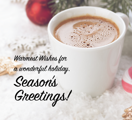 Wonderful Warm Wishes.