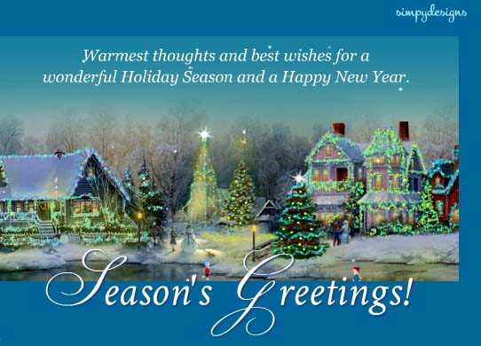 seasons greetings and happy new year free warm wishes ecards 123 greetings