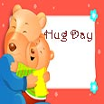 Cute Hug Day For My Beloved One.