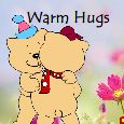 Warm Hugs Just For You!