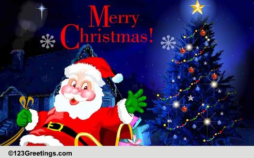 merry christmas to you  free christmas ecards  greeting cards