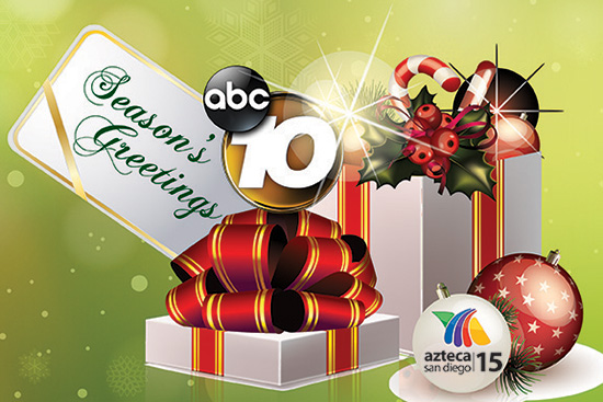Kgtv Holiday Card!