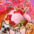 Home : Events : Strawberry Ice Cream Day 2020 [Jan 15] - We Love Strawberry Ice Cream.
