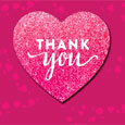 Home : Events : Thank You Cards 2020 [Jan 11] - Thank You For Making Me Happy Forever!